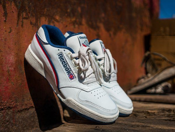 85 Og Reebok The Chaussure 2 600 Paperwhite Vintage Act Chalk S1gUqPR