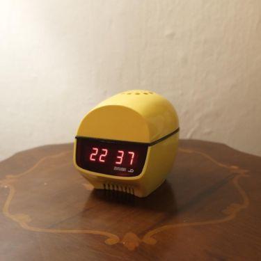 zeitlicht timco ex 60 lampe mit wecker vintage 60er 70er design in berlin kreuzberg lampen. Black Bedroom Furniture Sets. Home Design Ideas