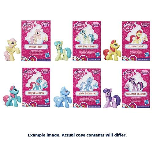 Mlp Wave 15 Blind Bags Mlp Blinds All My Little Pony Bags