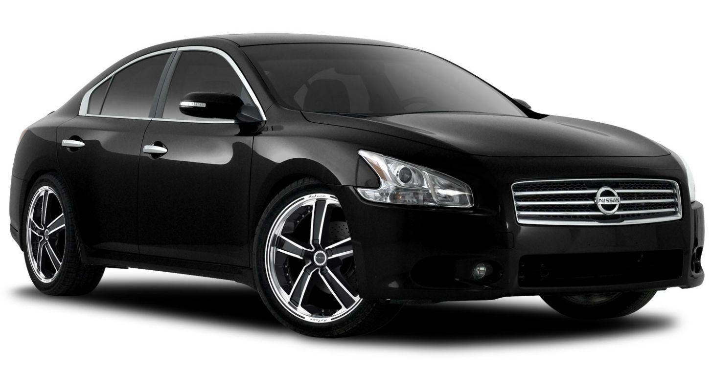 2014 Nissan Maxima Black Rims Nissan Pinterest
