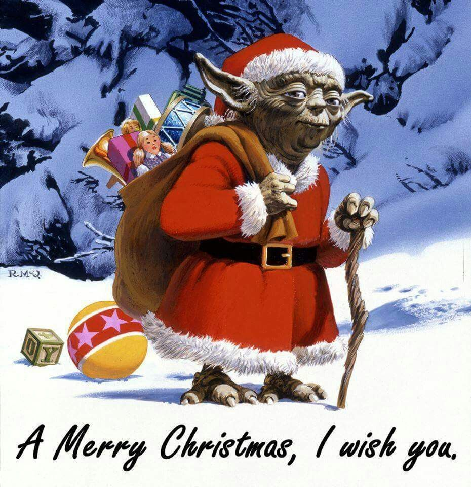 Pin By Theo Kooman On Comic Memes Star Wars Christmas Cards Star Wars Christmas Star Wars Art