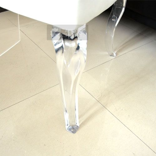 furniture legs acrylic lucite. Acrylic Legs, Custom Furniture Legs From Anchuang Lucite