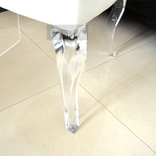 Acrylic Legs Custom Acrylic Furniture Legs From Anchuang Acrylic Acrylic Legs Acrylic Furniture Furniture Legs