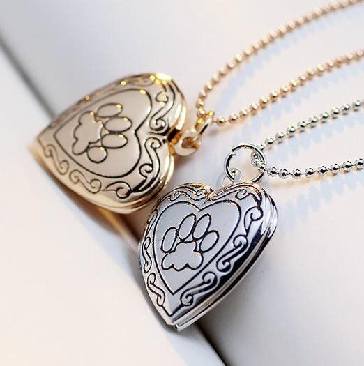 jewellery print archives dignity category pet crematorium product large lockets memorial paw locket keepsakes