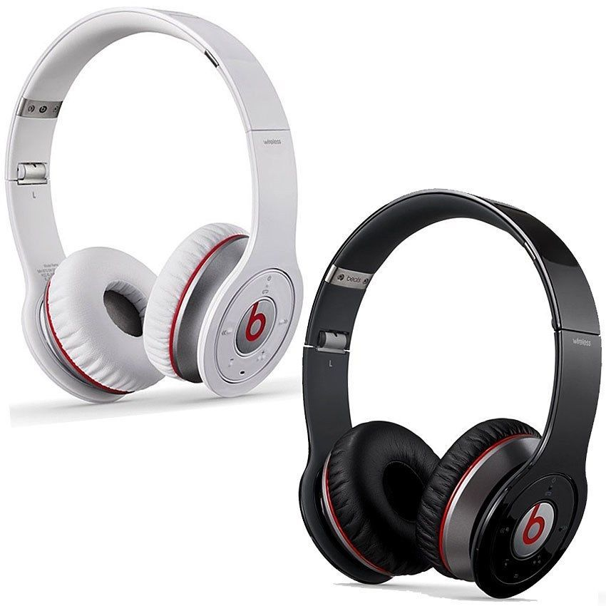 Beats By Dr Dre Wireless On Ear Headphone Monster Beats Black White Beats By Dr Dre Dre Headphones Beats