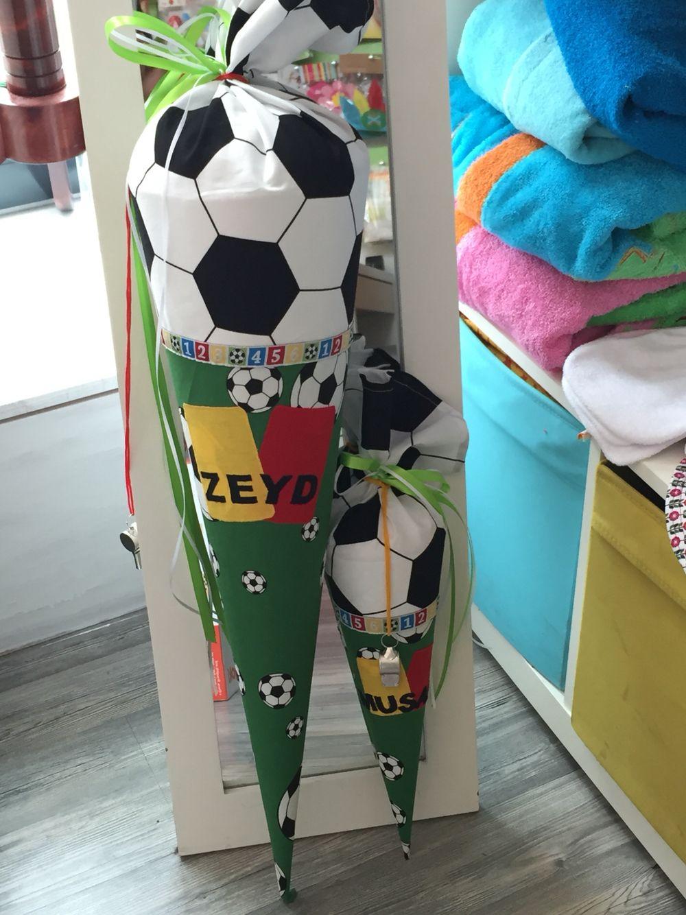 Schultüte Fußball grün Schultüte fußball, Schultüte