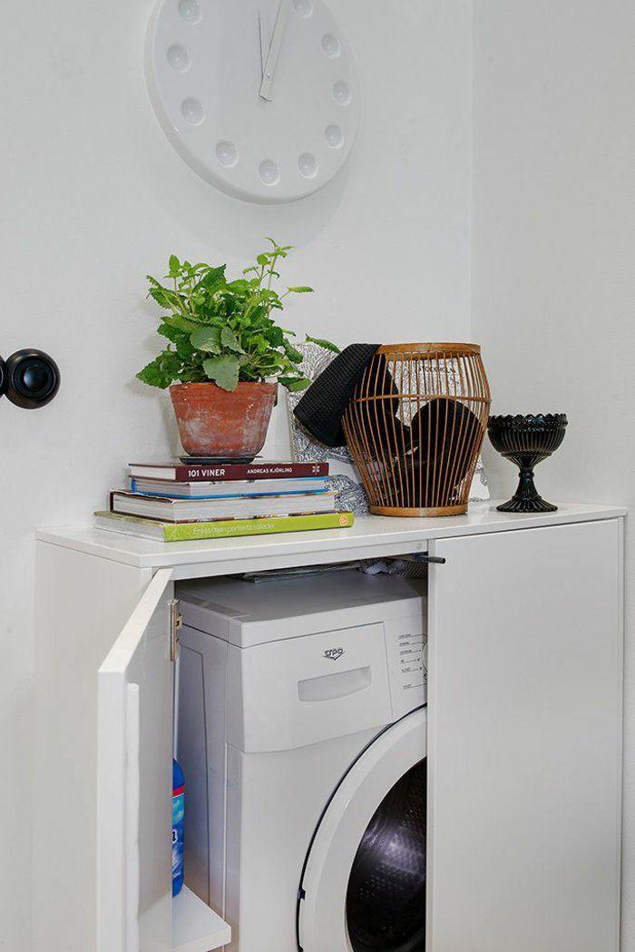 ▷ Waschmaschinen Test Lohnt sich der Kauf einer farbigen - waschmaschine in der k che verstecken