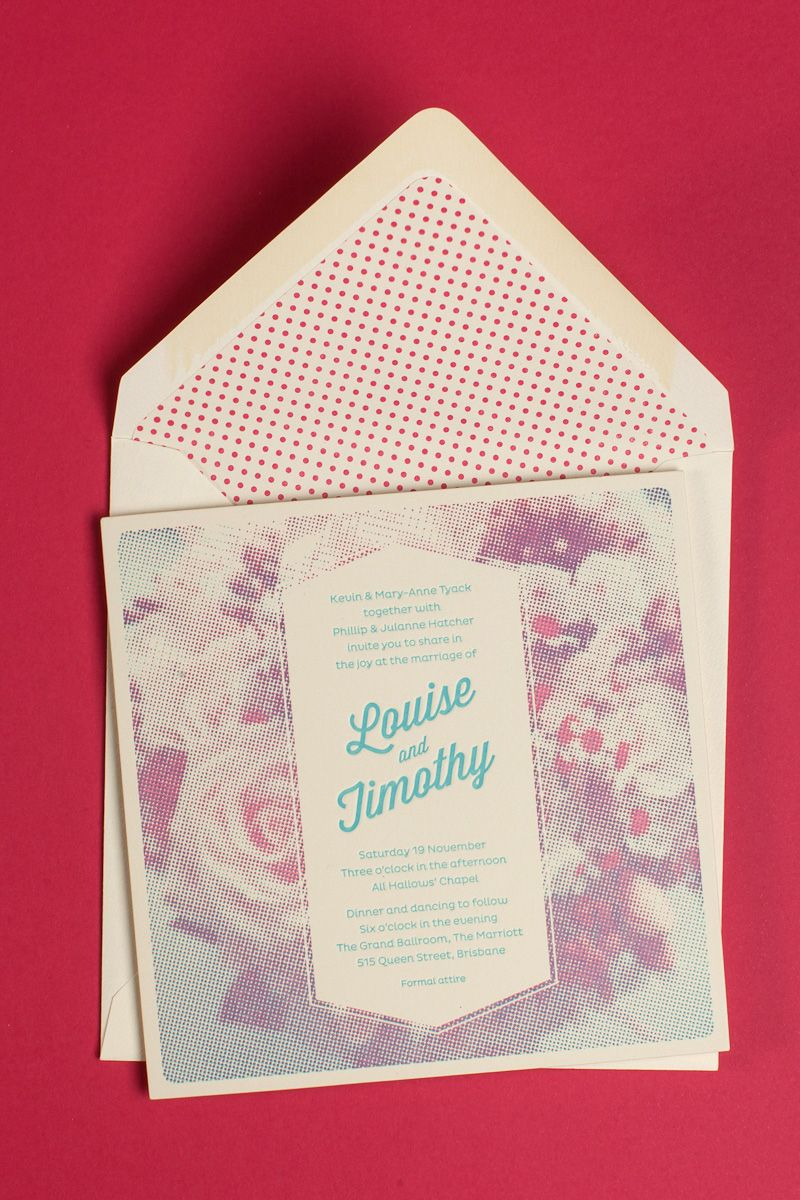invitations by the hungry workshop | Design Envy | Paper Goods ...