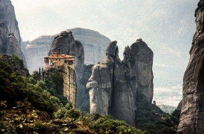Meteora Mobili ~ Monastery of st stephen meteora hill towns pinterest saint