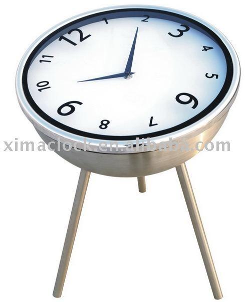 Odd little floor clock. | What Time Is It????? | Pinterest | Clocks ...