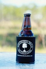 Southern Bred Outfitters Coozie Black
