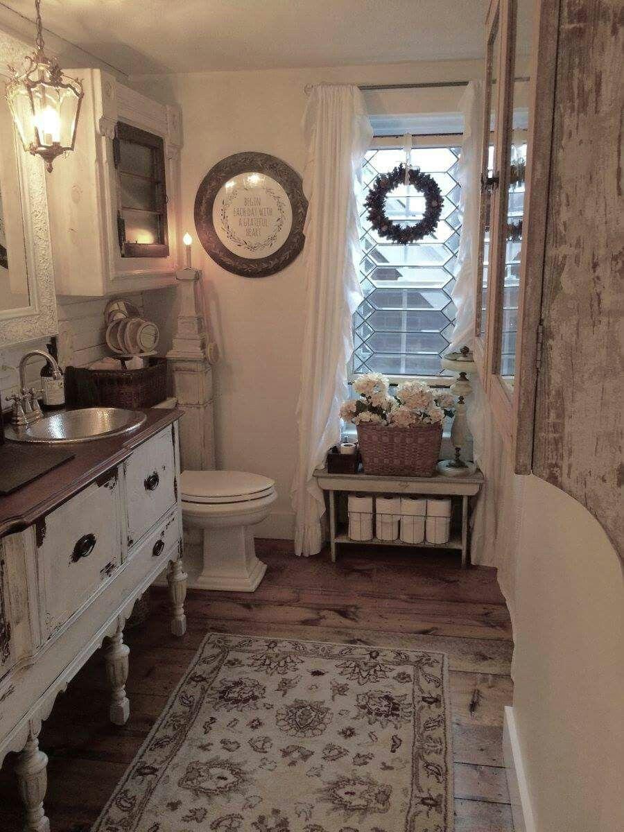 Garden tub decor  Pin by courtney worlie on House ideas  Pinterest  Bath Farm house