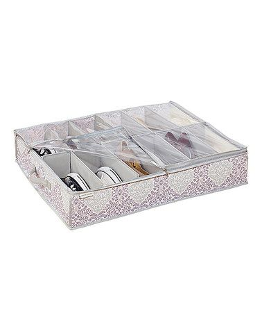 Another great find on #zulily! Winchester Underbed Shoe Organizer by Kennedy Collection #zulilyfinds