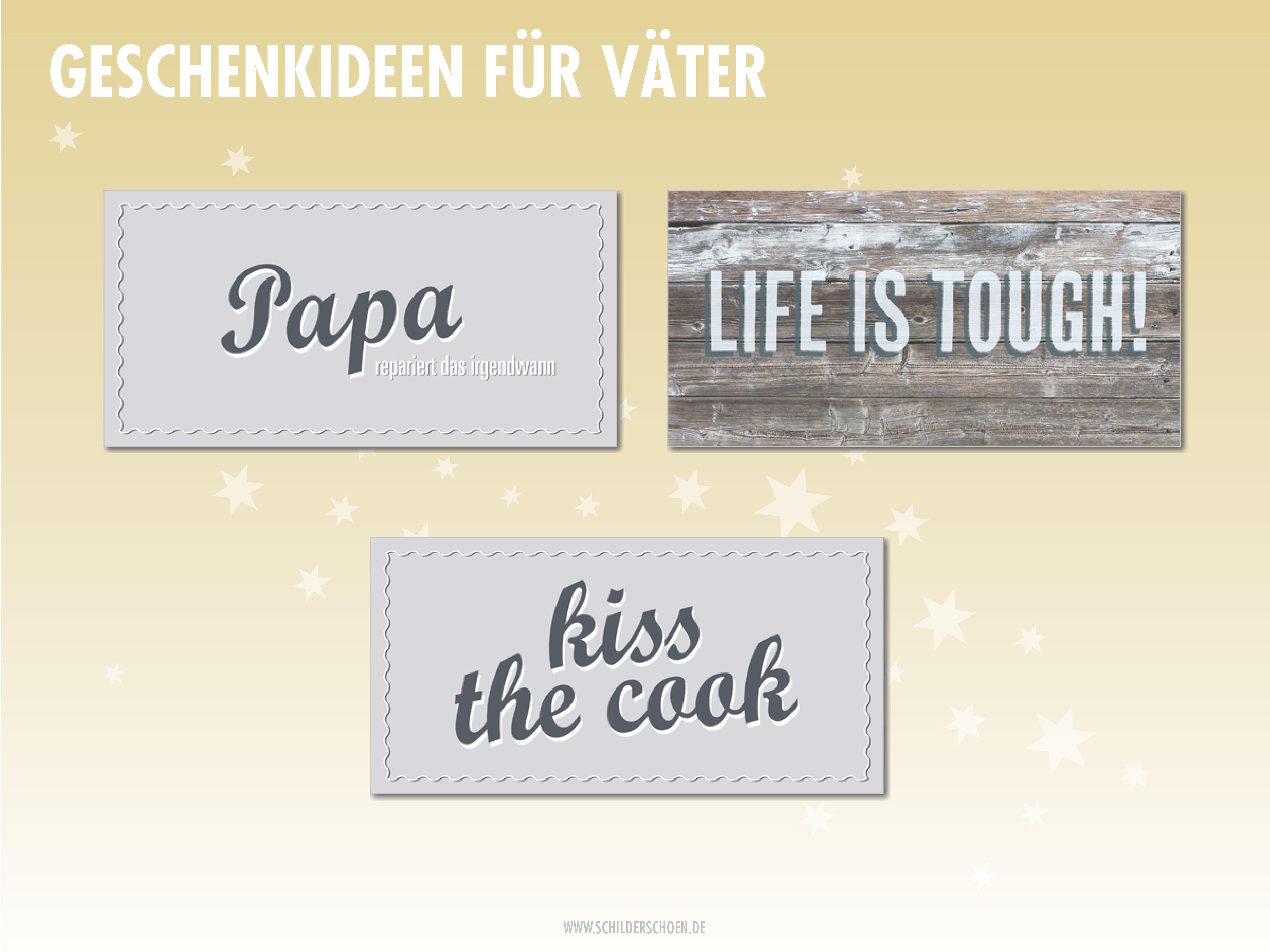 Unser Geschenk-Tipps für Väter. 🎁 Und mit dem Rabattcode ...
