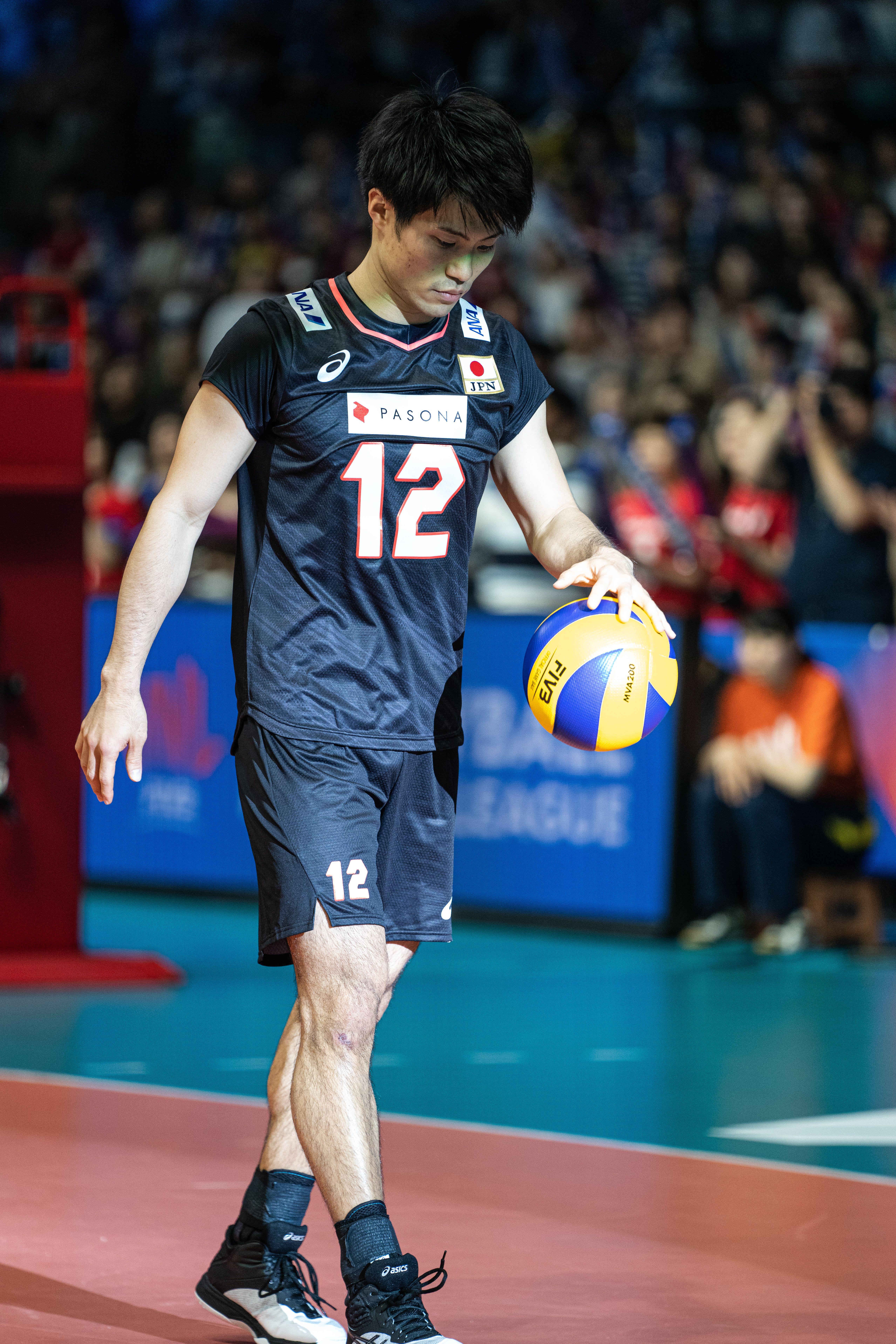 Yujinishida Nishida Volleyball In 2020 Japan Volleyball Team Volleyball Poses Volleyball Tryouts