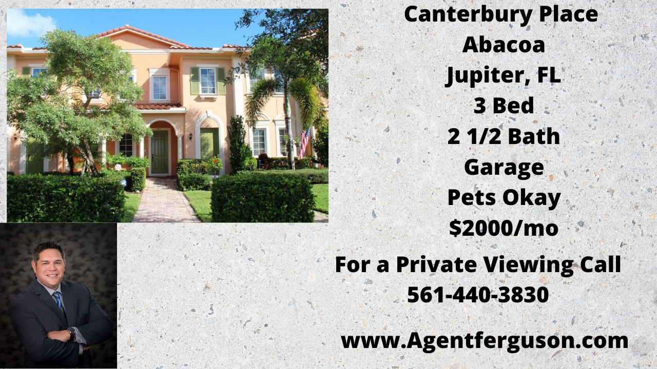 Sandalwood Palm Beach Gardens For Sale