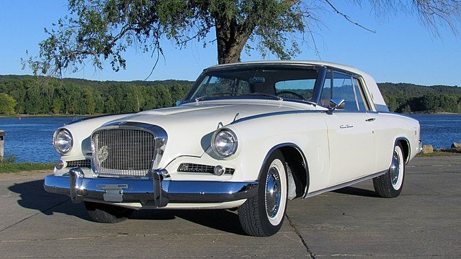 1962 Studebaker Gt Hawk Studebaker Vintage Cars Cars For Sale