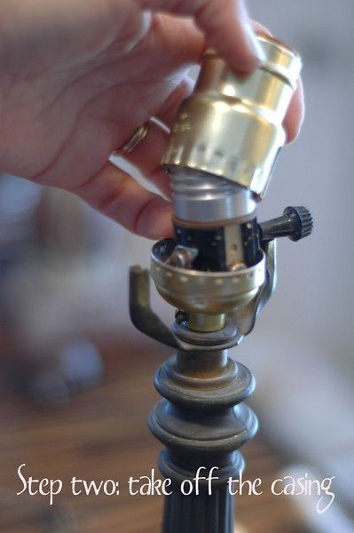 diy lamp rewiring tutorial great instructions so easy to do rh pinterest com