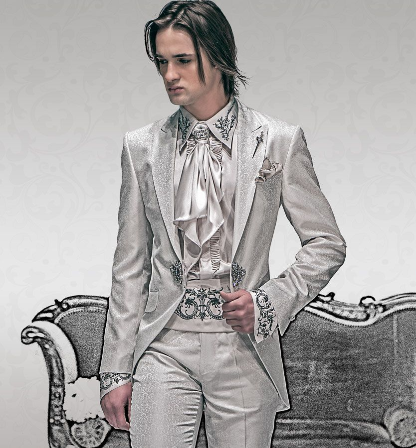 Italian Baroque Wedding Suits, model: B17 - Cod. 527   Beautiful ...