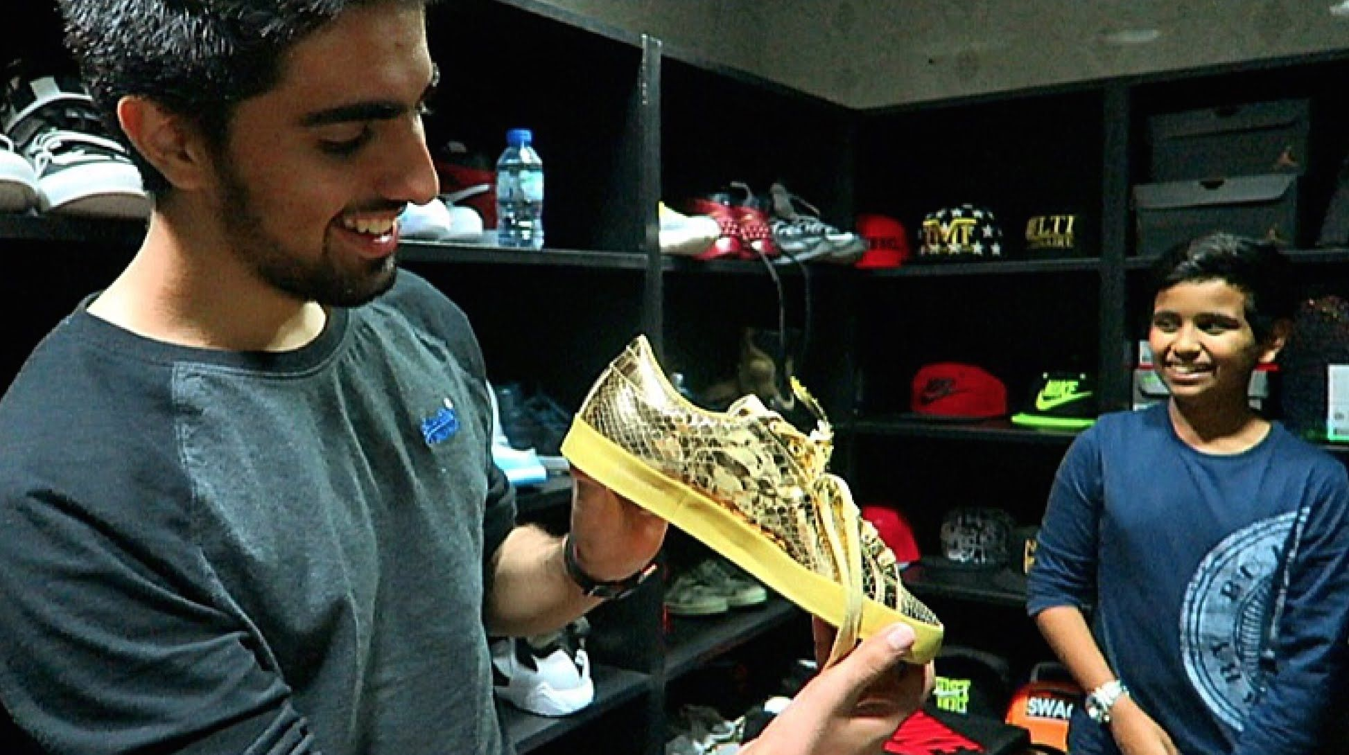 Most Expensive Sneaker Collection