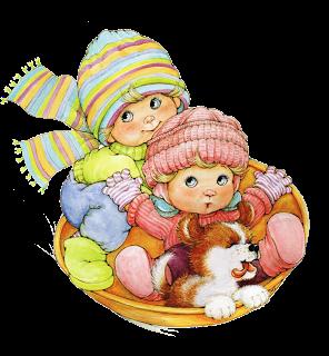 Crianças Inverno
