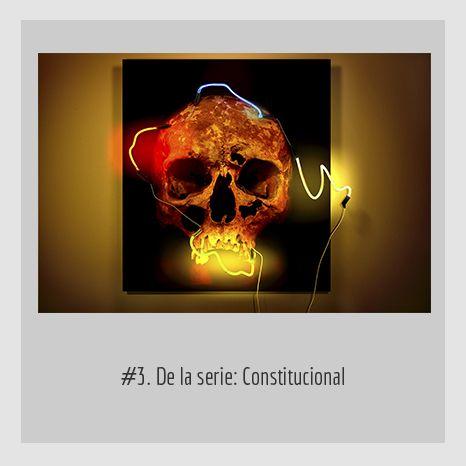 #3 DE LA SERIE CONSTITUCIONAL.  YENY CASANUEVA Y ALEJANDRO GONZÁLEZ. PROYECTO PROCESUAL ART.