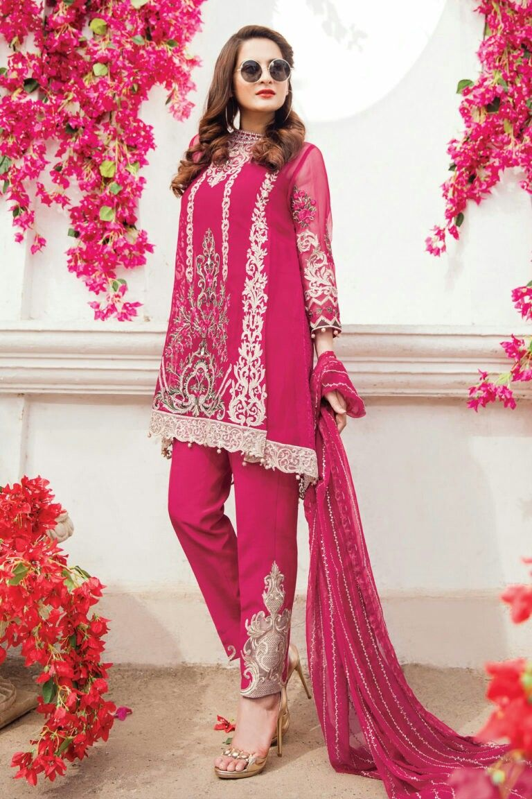f94f6d3bb0 Cute & funky look's😙 Eid Dresses, Pakistani Dresses, Wedding Dresses  2018,