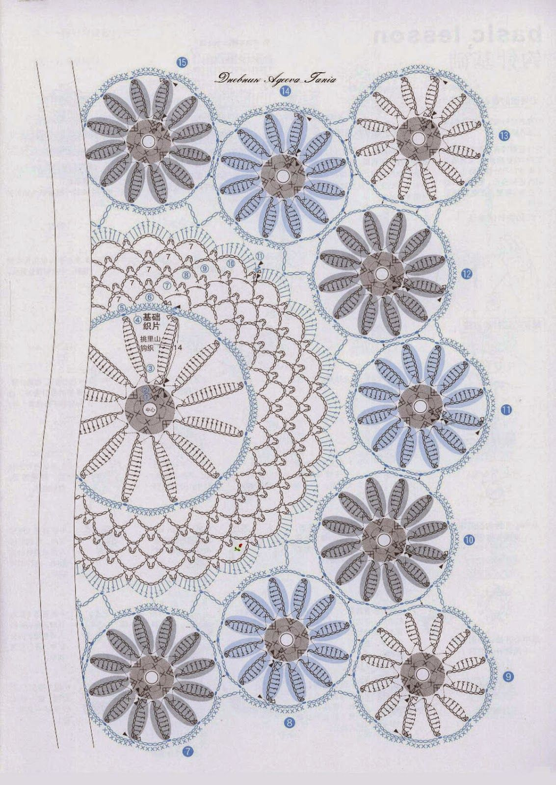 Ergahandmade Crochet Doilies Diagrams Pinterest Coaster Patterns A Few Pretty Snowflakes