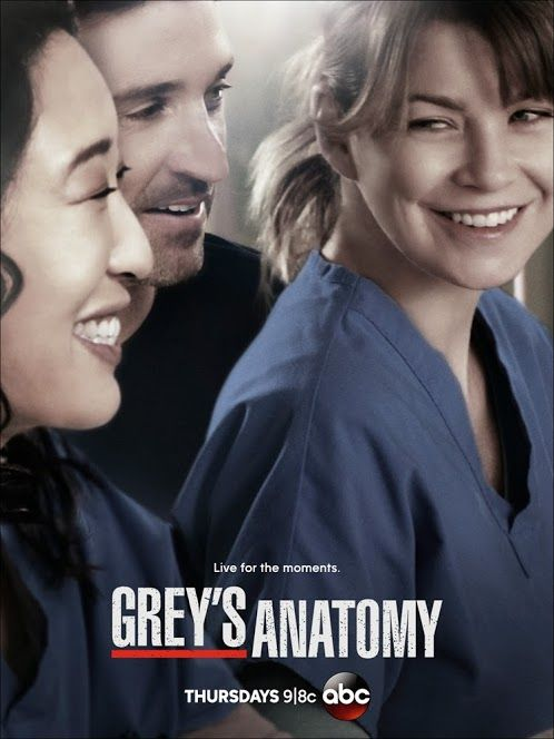Grey\'s Anatomy is an American television medical drama that ...