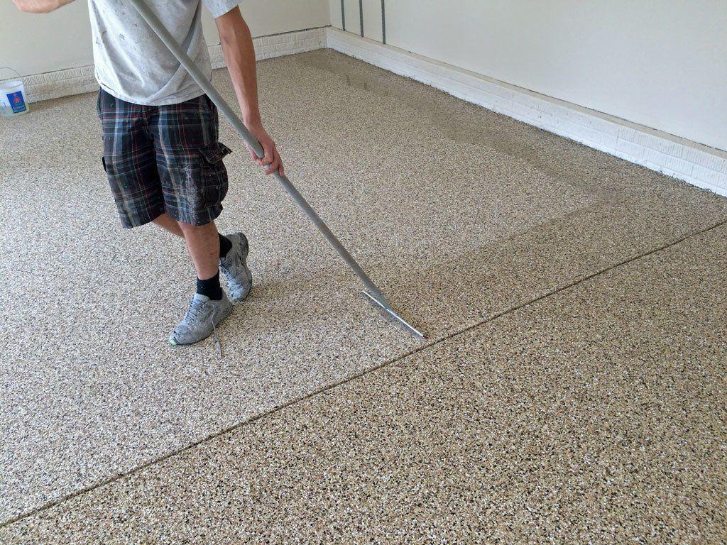 Best Garage Floor Paint, Tiles or Mat? Garage floor