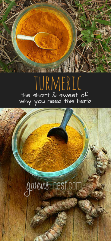 turmeric benefits, uses, and safety in a little short nutshell article
