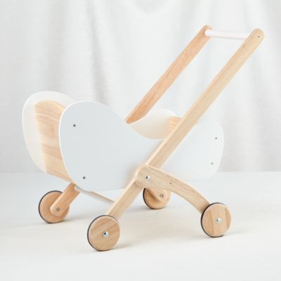 Land Of Nod Doll Stroller The Girls Just Got These For Christmas
