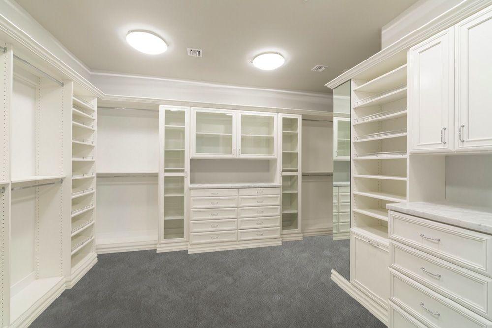 Custom Luxury Closets | Classy Closets in 2019 | Classy ...