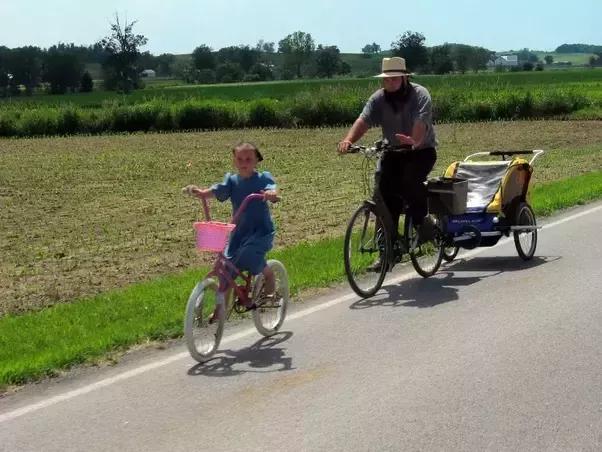 Do The Amish Ride Bikes Quora In 2020 Amish Amish Family