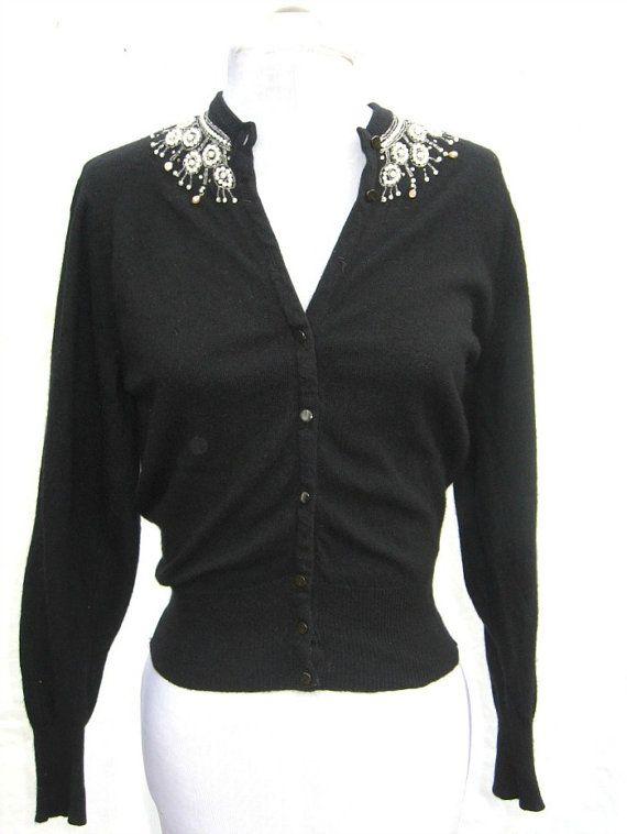 Women Wool Custom Made Hand Embroidery Work Modern Female Winter Wear Cardigan Long Jacket More Colours Retro Vintage Look