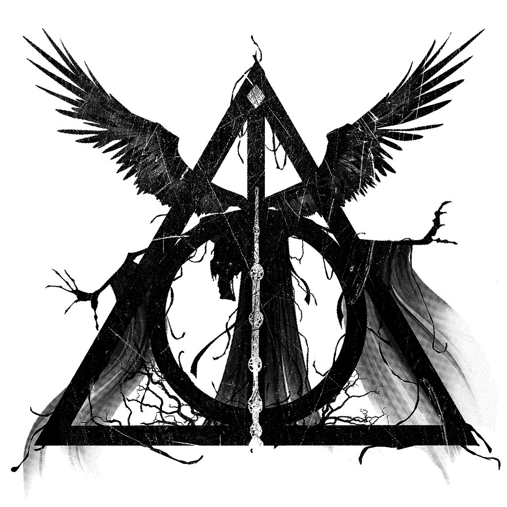 Tale Of The Three Brothers Google Search Deathly Hallows Harry Potter Universal Hogwarts