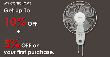 Get Upto 10 Offer For Wall Mounted Fan In Myiconichome Additional 5 Offer For First Time Purchase Visit Myiconichome Com Fo Wall Mounted Fan Fan Wall Mount