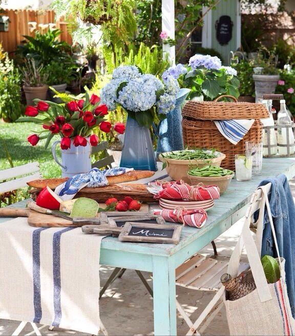 prairie table setting · Country Style ... & prairie table setting | FIFI O\u0027NEILL PRAIRIE STYLE™ | Pinterest ...