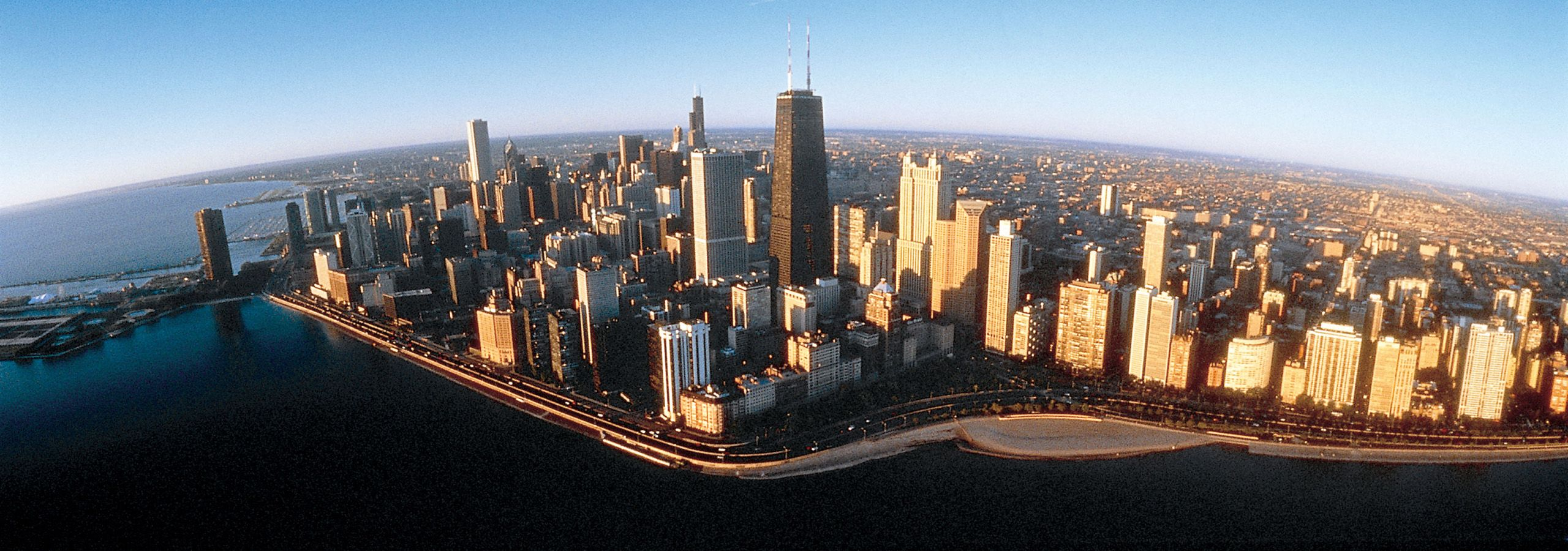Chicago skyline wallpapers 72 wallpapers hd wallpapers for Chicago skyline mural wallpaper