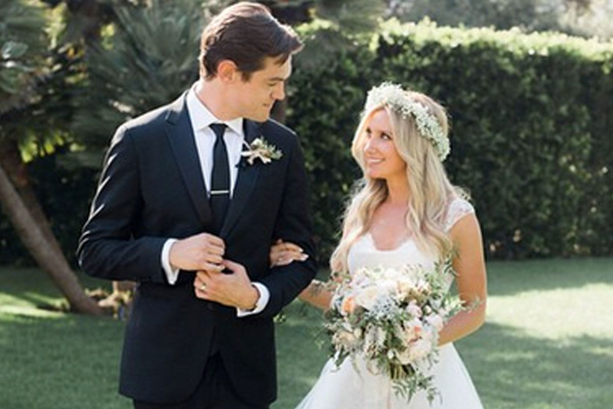 The yearold tied the knot with the musician on monday september