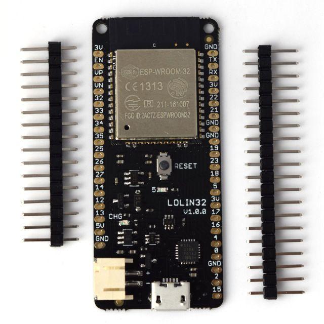 WEMOS LOLIN32 V1 0 0 - wifi & bluetooth board based ESP-32 4MB FLASH