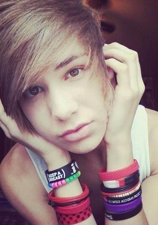 teen boys Young emo