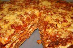 BeautyChef   Recept: Mexicaanse Wraptaart