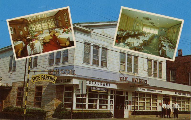 Elk Hotel And Restaurant Port Jefferson Ny