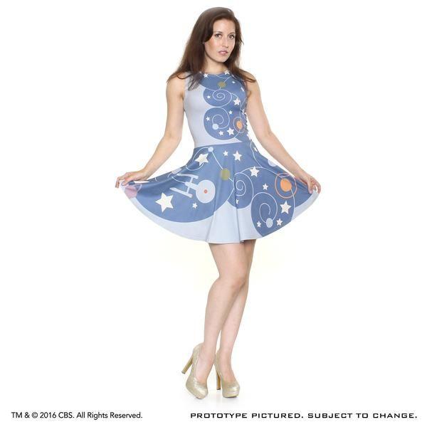 STAR TREK: City On The Edge of Forever Fashion Dress (Pre-Order)