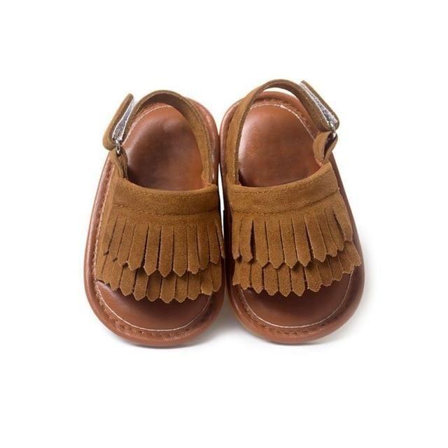 e3579d24bb New 2019 Baby Girls Sandals Tassel Fashion Girls Sandals 9 Colors ...
