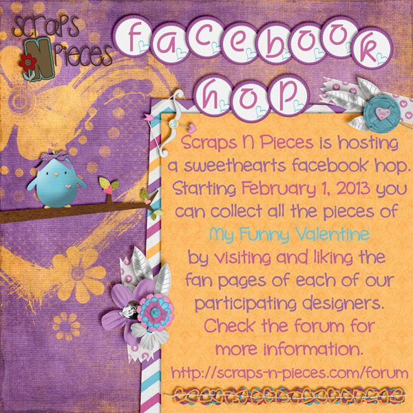 Scraps N Pieces Store: https://www.facebook.com/pages/Scrap...4982561?ref=hl  Ladybug Scraps: https://www.facebook.com/pages/Ladyb...24386667626528  Scraps N Pieces: https://www.facebook.com/ScrapsNPieces?ref=hl  A Fish Design: https://www.facebook.com/AFishDesign?bookmark_t=page  Scrappiness Designs: https://www.facebook.com/scrappinessdesigns  Just for Fun Designs: https://www.facebook.com/pages/Just-...7288830?ref=hl  AK Designs: https://www.facebook.com/byakdesigns  Memories by Digital…