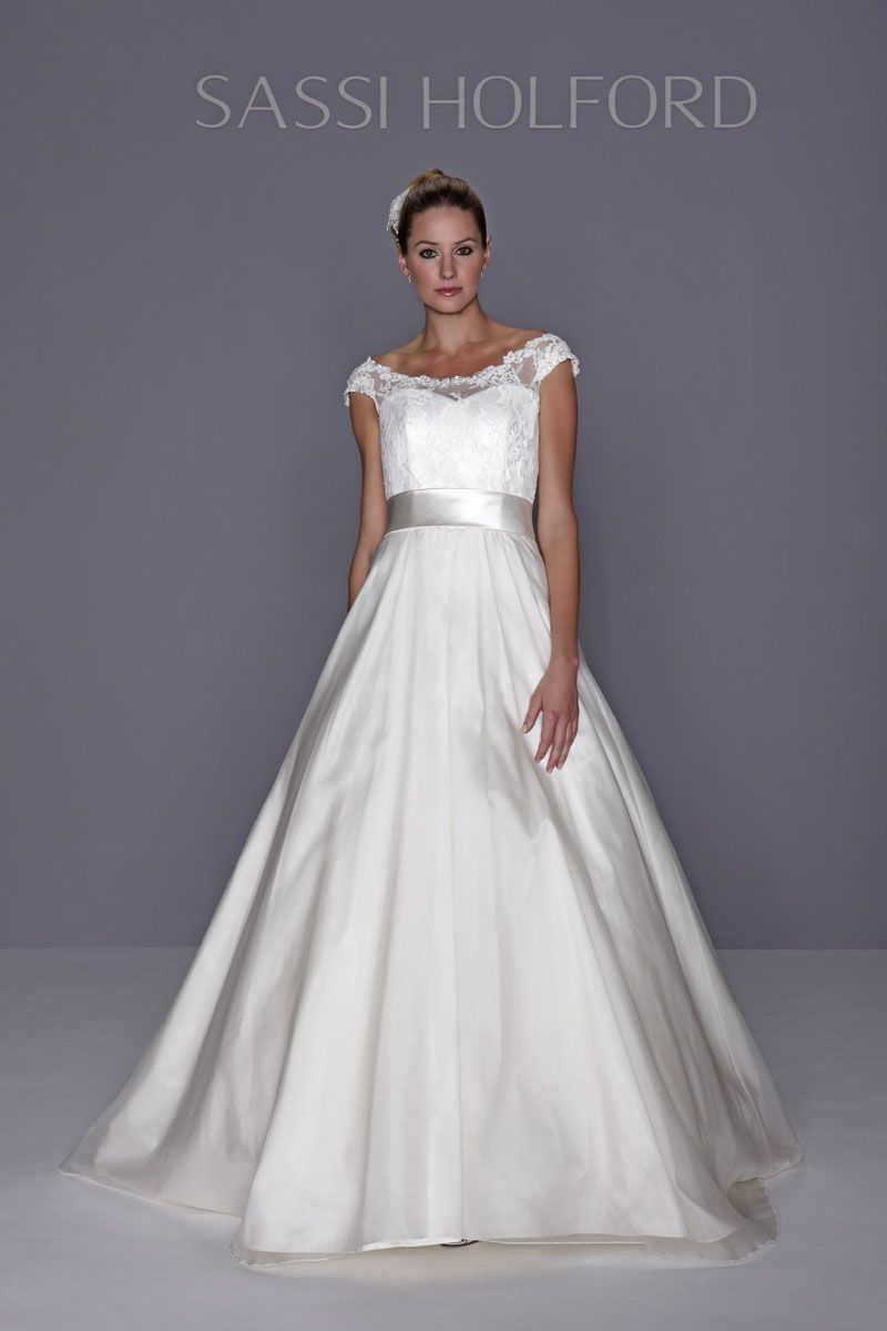 Ellie Sanderson Designer Wedding Dress Sale | Weddings | Pinterest ...
