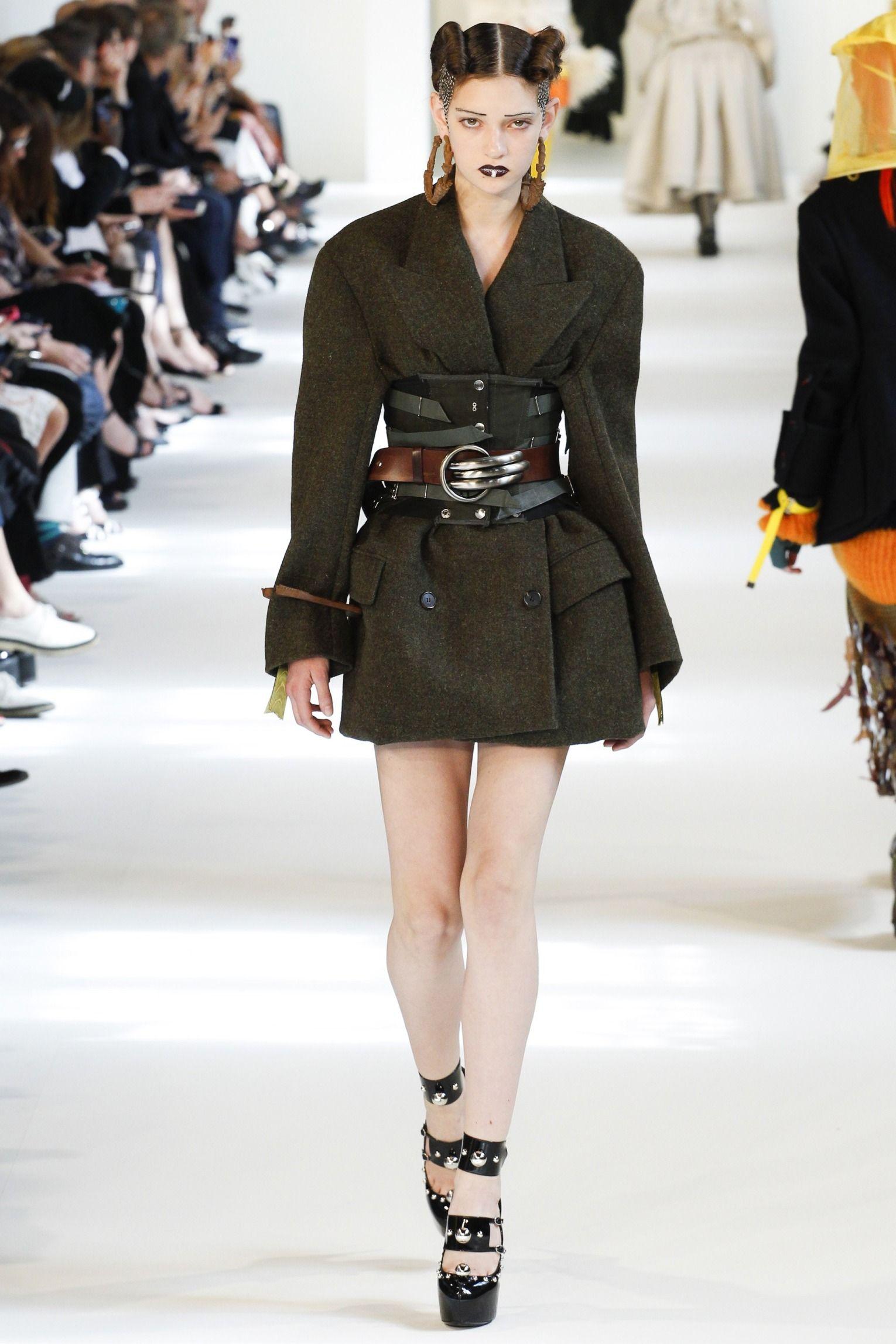 Fashion week Martin maison margiela fall couture for girls