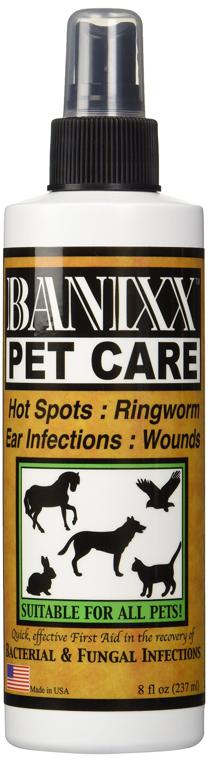 See where to purchase Banixx Pet Care, 8oz at http
